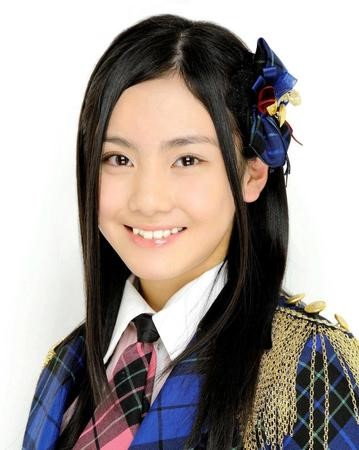 長谷川晴奈のAKB48研修生時代の顔