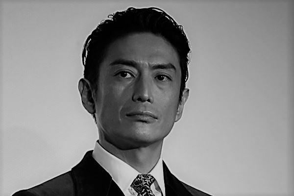 伊勢谷友介の顔