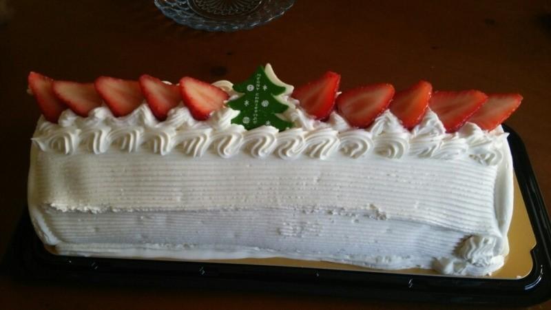 コストコのクリスマスケーキ2015