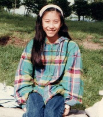 三浦瑠麗の若い頃、小学生