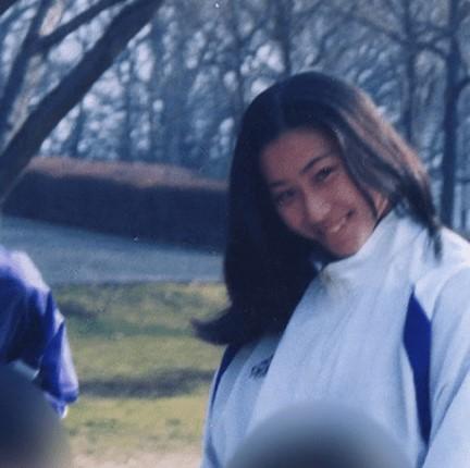三浦瑠麗の若い頃、高校生