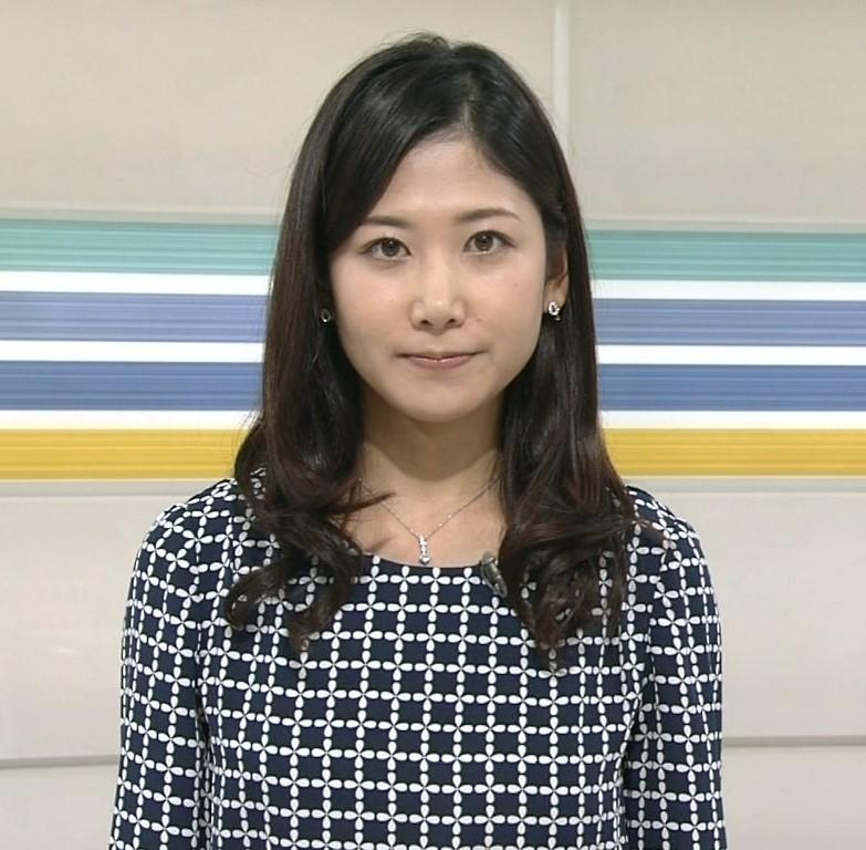 桑子真帆アナの顔