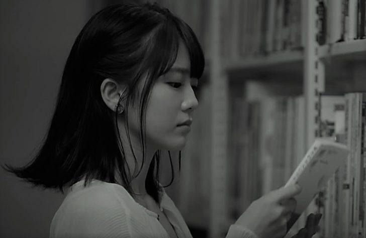 川口葵の初出演のCM
