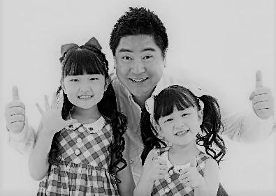 はねまり姉妹とパパ