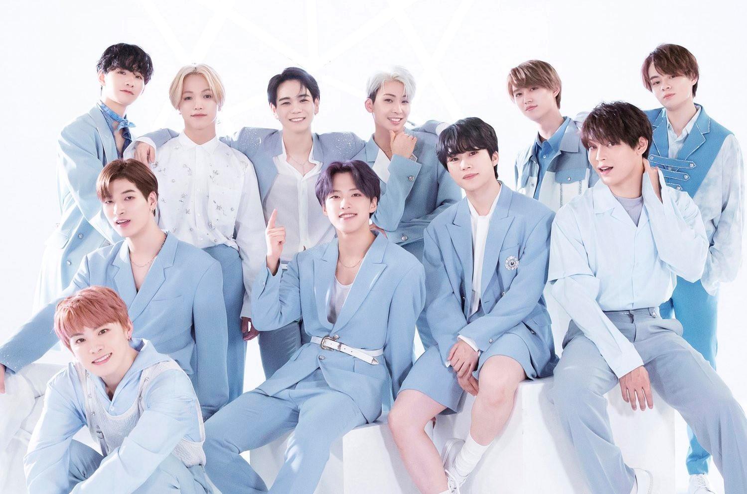 2020FNS歌謡祭JO1メンバー