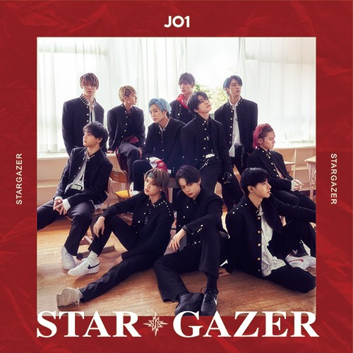 JO1衣装『STARGAZER』