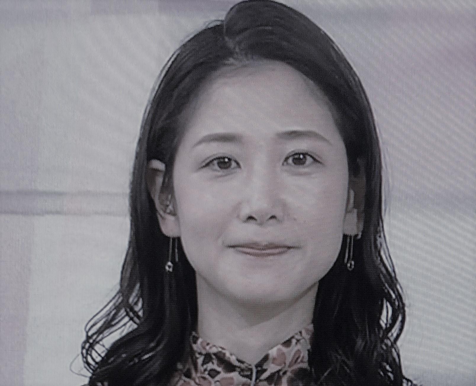 桑子真帆のカップ放送事故