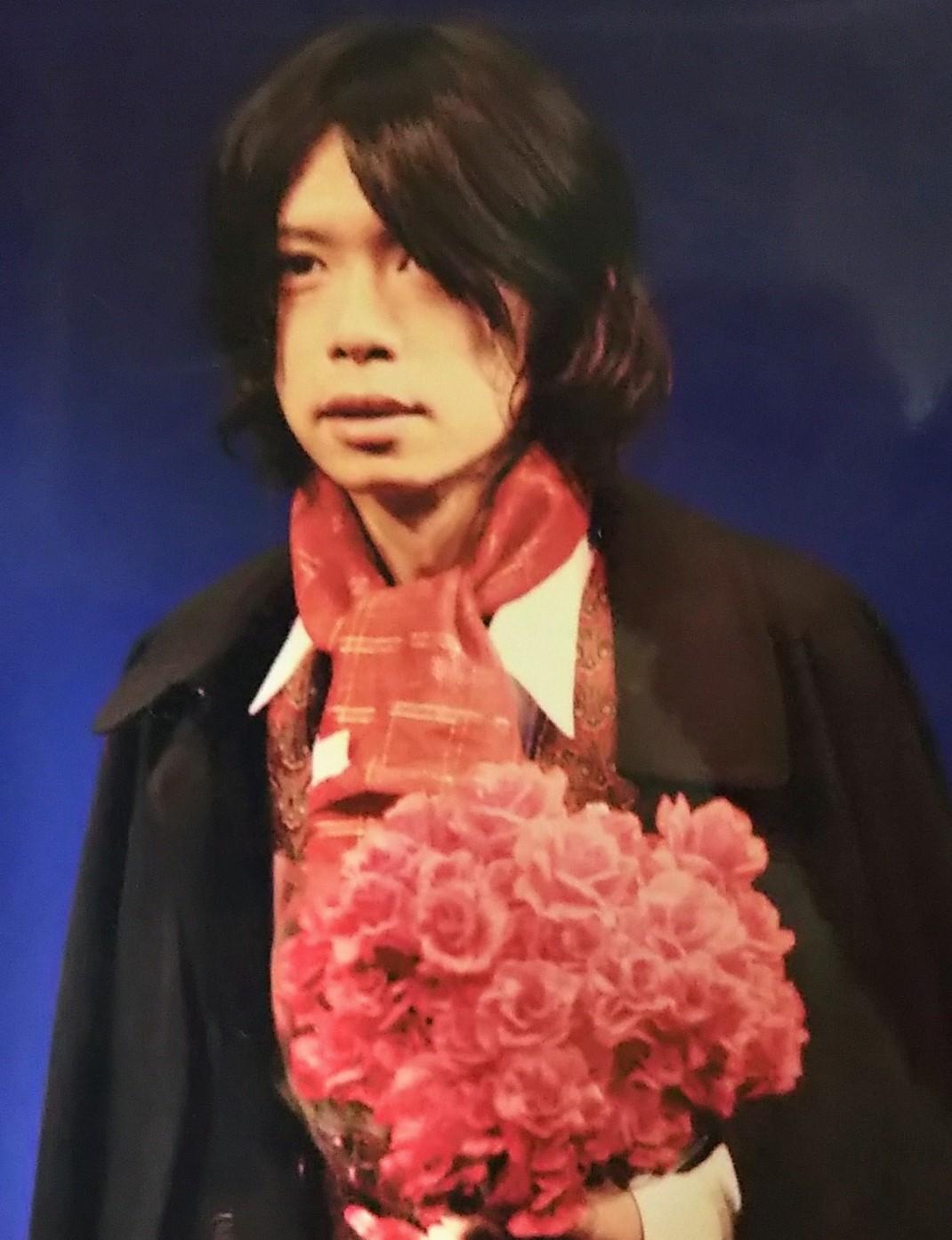 野田クリスタルの昔、若い頃のイケメン画像