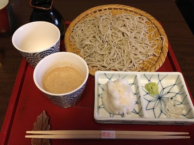 さらば森田の実家の蕎麦屋「唐変木」の味の評判