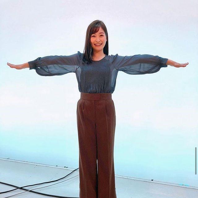 岩田絵里奈アナのスリーサイズ・3サイズ