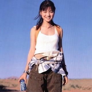 ポカリスエットCM歴代女優:1998年 後藤理沙