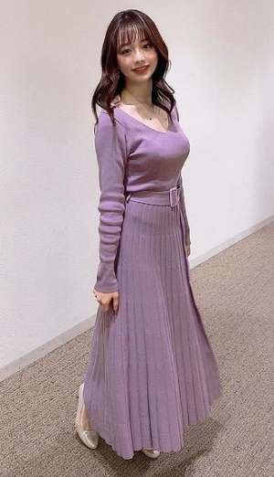 森香澄アナのカップサイズ