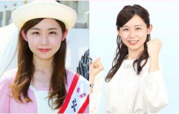 小山内鈴奈アナのカップ・3サイズ・バストライン・ミスコン