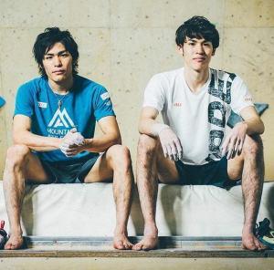 楢崎智亜の兄弟の顔画像比較