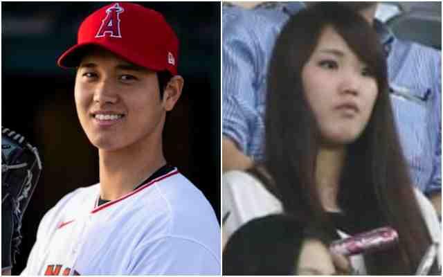 大谷翔平と姉の顔が似てる
