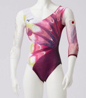 東京五輪のトランポリン衣装