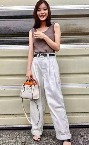 芳根京子の私服