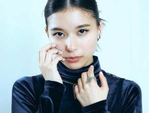 芳根京子のメイク