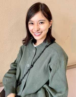 芳根京子のバストライン