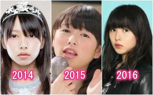 桜井日奈子の顔が変わった