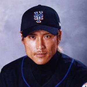 新庄剛志の昔の写真:メジャーリーグ
