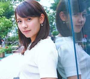 渡辺瑠海アナのミスコン