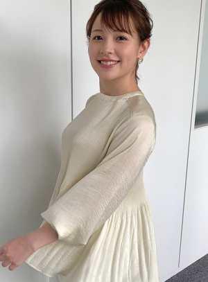 渡辺瑠海アナのバストサイズ