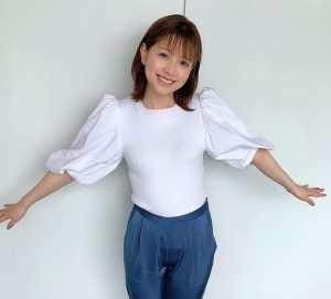 渡辺瑠海アナの胸のカップサイズ