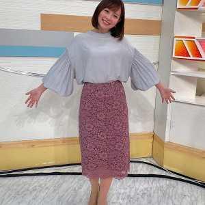 渡辺瑠海アナの私服