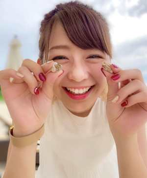 小室瑛莉子アナのカップサイズ