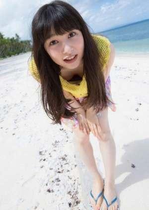 桜井日奈子のバストサイズ