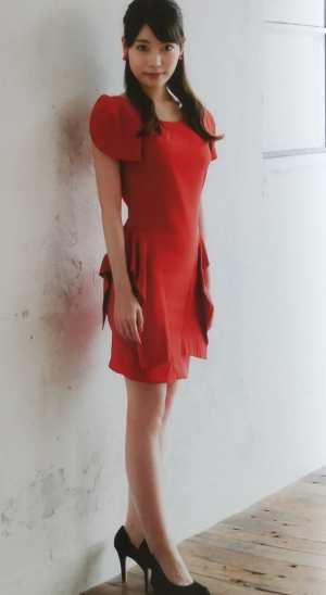 竹俣紅のバストサイズ